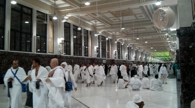 Places to Visit in Makkah – Safa and Marwah