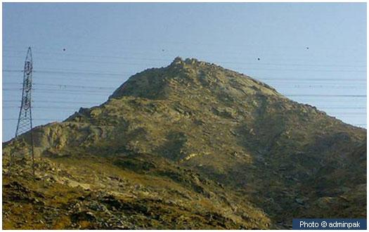 Places to Visit in Makkah – Jabal Thur