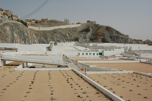 Places to Visit in Makkah – Mualla Cemetary