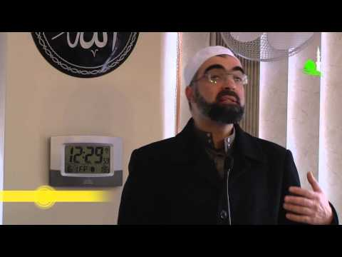 GEMS & STARS IN THE UK: SHAYKH HAYTHAM TAMIM