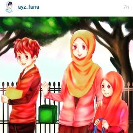 © @ayz_farra