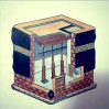 Ka'bah Illustration © @ZahraGulraiz
