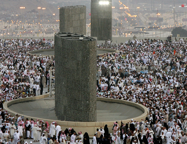 PLACES TO VISIT IN MAKKAH – JAMARAT