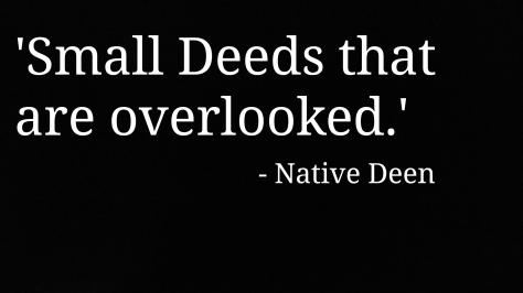small-deeds