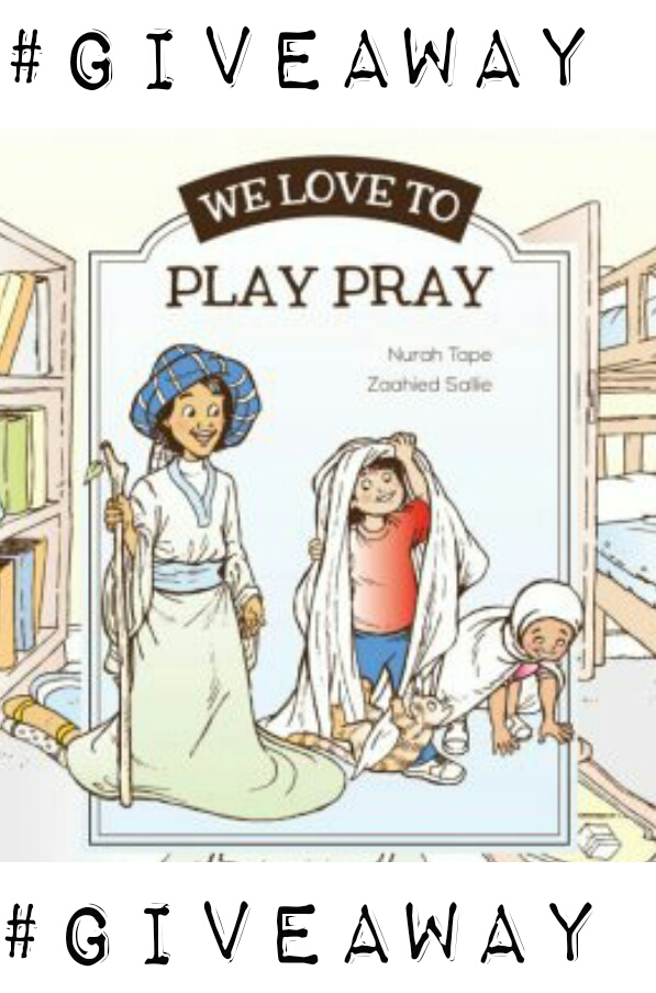 #Giveaway V – We Love to Play Pray
