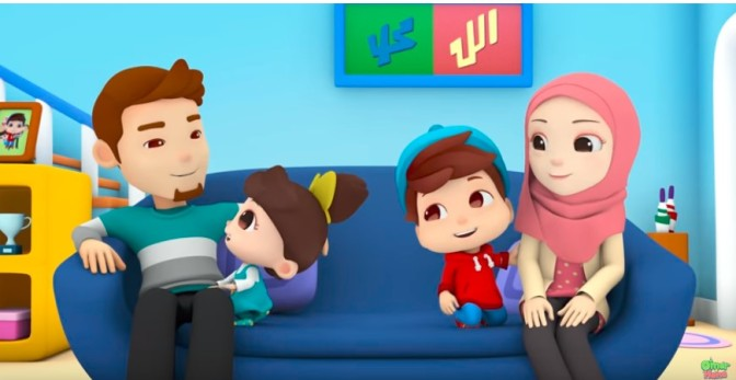 Review: Omar and Hana Cartoon Series